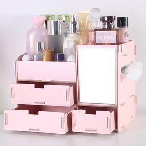 Makeup organiser/storage